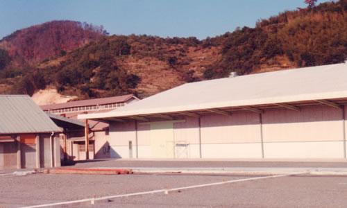 写真:倉庫